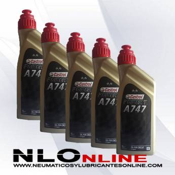 Castrol A747 2T 1L PACK X5