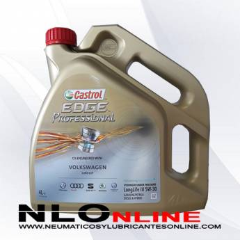Castrol EDGE Professional Longlife III 5W30 4L - 29.50 €