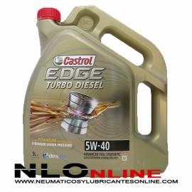 Castrol Edge TITANIUM T.D. 5W40 5L - 33.25 €