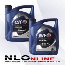 Elf Evolution 900 SXR 5W40 5L OFERTA X2