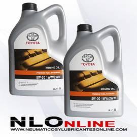Toyota Premium Fuel Economy 5W30 1WW/2WW 5L OFERTA X2