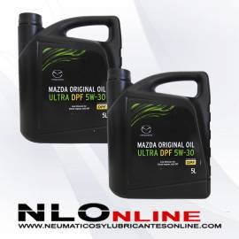 Mazda Original Oil Ultra DPF 5W30 5L OFERTA X2