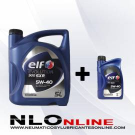 Elf Evolution 900 SXR 5W40 OFERTA 5L + 1L