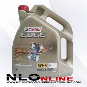 Castrol Edge 5W30 M 5W30 5L (BMW) - 35.95 €