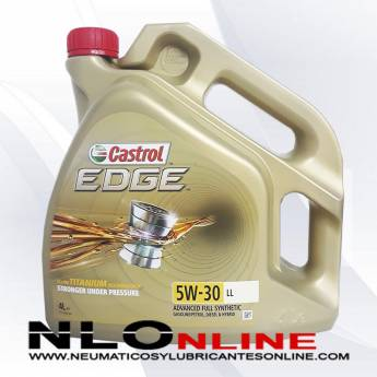 Castrol Edge TITANIUM 5W30 LL 4L- 29.95 €