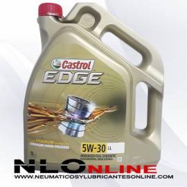 Castrol Edge 5W30 LL 5L - 35.95 €