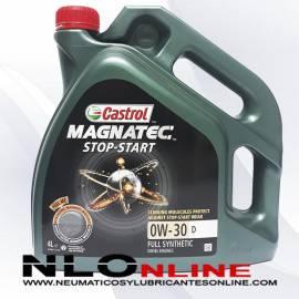 CASTROL MAGNATEC STOP-START 0W30 D 4L - 31.95 €