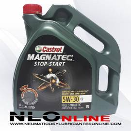 CASTROL MAGNATEC STOP-START 5W30 C2 4L - 29.95 €
