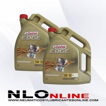Castrol Edge 5W30 M 5W30 5L PACK X2 - 83.90 €