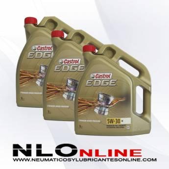 Castrol Edge 5W30 M 5W30 5L PACK X3