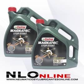 CASTROL MAGNATEC STOP-START 0W30 D 4L OFERTA X2