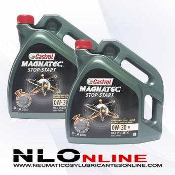 CASTROL MAGNATEC STOP-START 0W30 D 4L PACK X2