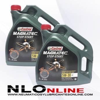CASTROL MAGNATEC STOP-START 5W30 C2 4L PACK X2 - 55.00 €