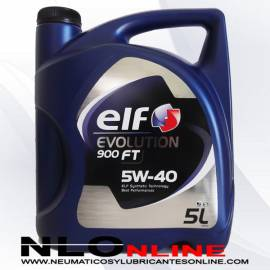 Elf Evolution 900 FT 5W40 5L - 25.50 €
