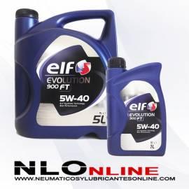 Elf Evolution 900 FT 5W40 5L OFERTA 5L + 1L
