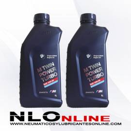 Aceite Original BMW M TWIN POWER TURBO 10W60 1L OFERTA X2