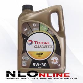 Total Quartz Ineo ECS 5W30 5L - 24.95 €