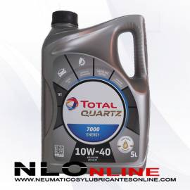 Total Quartz 7000 Energy 10W40 5L - 18.00 €