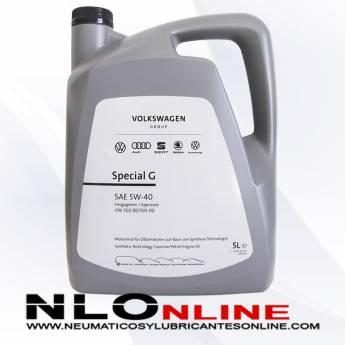 VW Original Special G 5W40 5L - 33.95 €