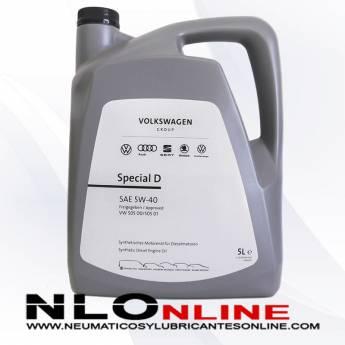 VW Original Special D 5W40 5L - 33.95 €