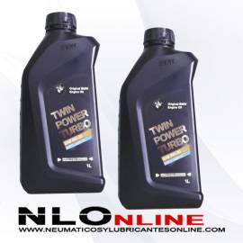 Aceite Original BMW M TWIN POWER TURBO 0W30 1L PACK X2
