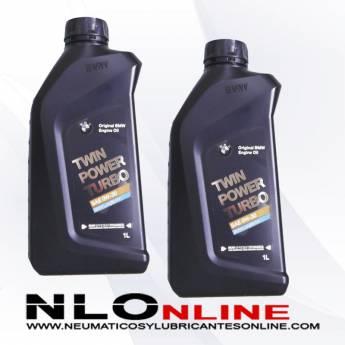 BMW TWIN POWER TURBO 0W30 1L PACK X2