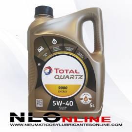 Total Quartz 9000 Energy 5W40 5L - 19.50 €