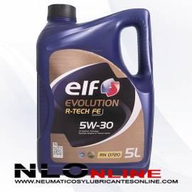 Elf Evolution R-Tech FE 5W30 RN720 5L - 26.95 €