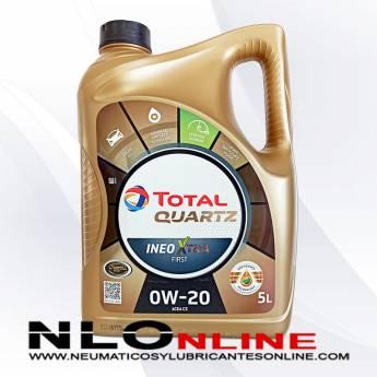Total Quartz Ineo Xtra First 0W20 5L - 41.95 €