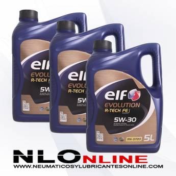 Elf Evolution R-Tech FE 5W30 RN720 5L PACK X3 - 75.00 €