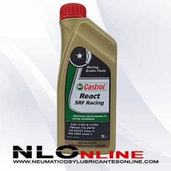 Castrol React SRF Racing 1L - 49.00 €