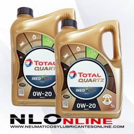 Total Quartz Ineo Xtra First 0W20 5L PACK X2 - 83.00 €
