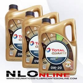 Total Quartz Ineo Xtra First 0W20 5L PACK X3 - 123.00 €