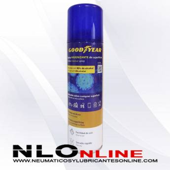 GOODYEAR Spray Higienizante 500ML - 4.95€