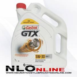 Castrol GTX RN 5W30 RN17 C3 5L - 27.95€