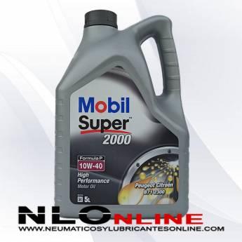 Mobil Super 2000 Formula P 10W40 5L - 21.50 €