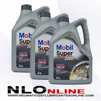 Mobil Super 2000 Formula P 10W40 5L PACK X3 - 57.00 €