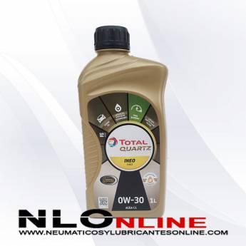 Total Quartz Ineo First 0W30 1L - 10.50 €