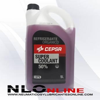 Cepsa Anticongelante 50% G-12 5L - 11.75 €