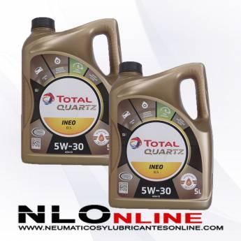 Total Quartz Ineo ECS 5W30 5L PACK X2 - 53.00 €