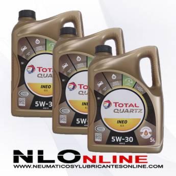 Total Quartz Ineo ECS 5W30 5L PACK X3