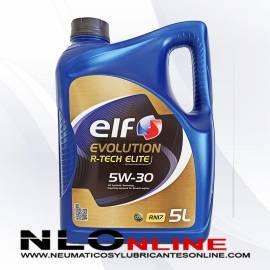 Elf Evolution R-Tech 5W30 RN17 5L - 24.95 €