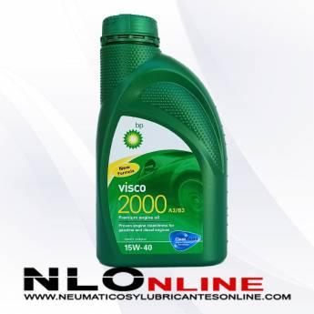 Bp Visco 2000 15W40 1L - 8.75 €