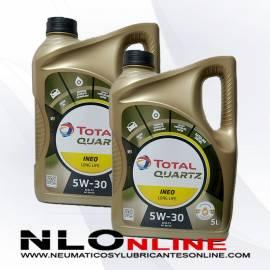 Total Quartz Ineo Long Life 5W30 5L PACK X2