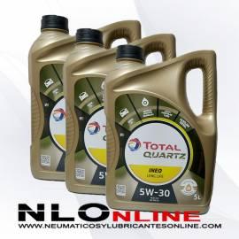 Total Quartz Ineo Long Life 5W30 5L PACK X3