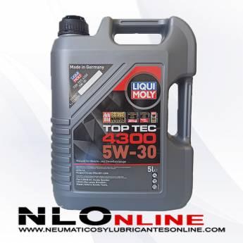 Liqui Moly Top Tec 4300 5W30 C2 - 31.90 €