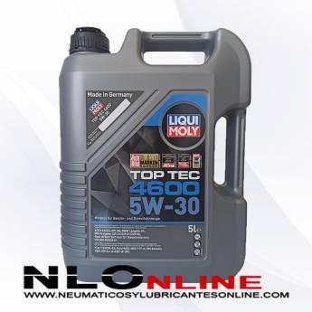Liqui Moly Top Tec 4600 5W30 C3 5L - 34.95 €