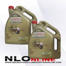 Castrol Vecton L Drain 10W40 E6/E9 5L PACK X2