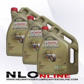 Castrol Vecton L Drain 10W40 E6/E9 5L PACK X3