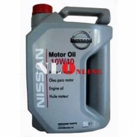 NISSAN MOTOR OIL 10W40 5L